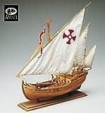 Amati 1411. Kit modelismo Naval, Barco La Niña. Escala 1/65