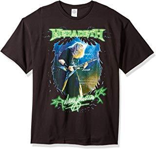 camisetas-de-megadeth-heavy-metal