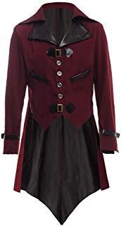 ropa gotica para hombre
