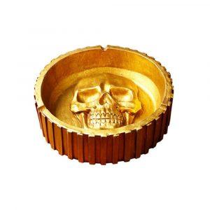 calaveras de oro